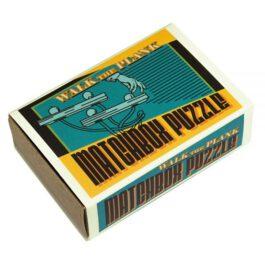 Match Box Puzzle – Walk the Plank