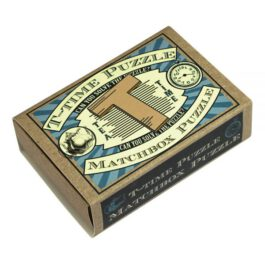 Match Box Puzzle – T-Time