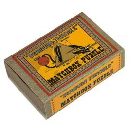 Match Box Puzzle – Bermuda Triangle