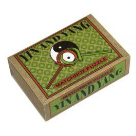 Match Box Puzzle – Yin-Yang