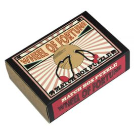 Match Box Puzzle – Wheel of Fortune