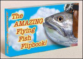 Flying Fish Flipbook