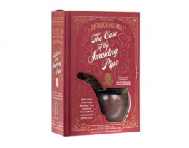 Sherlock Holmes The Case of the Smoking Pipe