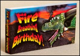 Fire Breathing Birthday! Flipbook