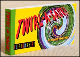 Twirl-A-Saur! Flipbook